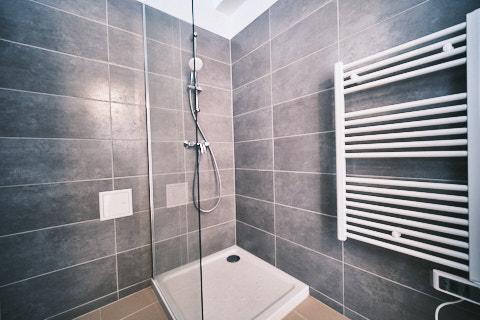 Salle de bain à Hoenheim